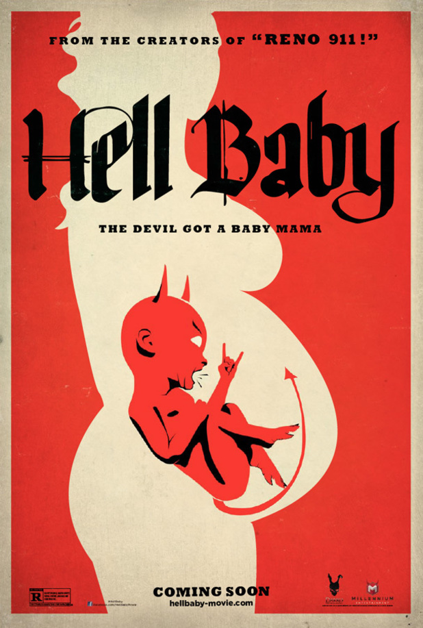Hell Baby Teaser Poster